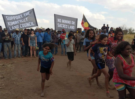 The Guardian: The day an Aboriginal march stopped the miners and gave birth to a land council