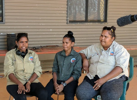On Country with the Ngurrara Women Rangers