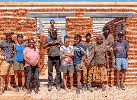 Community built and owned housing - a solution for remote communities?