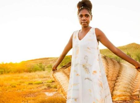 Designing world class fashion in the bush