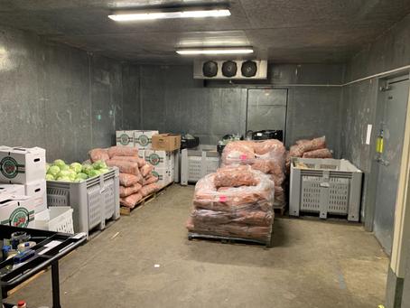 Oberlin Food Hub Fridge
