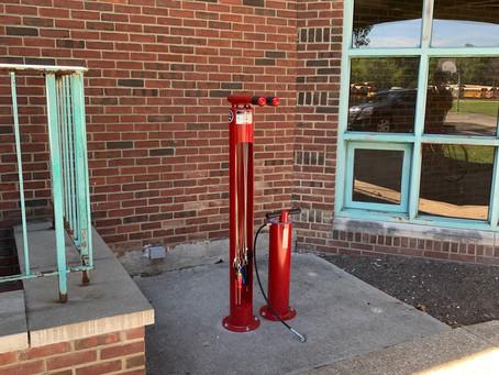 Bike Fix-It Stations
