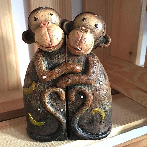 Cheeky Monkey Ornament