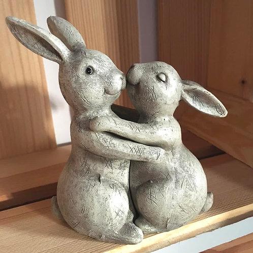 You Make My Heart Go Thump Rabbit Couple