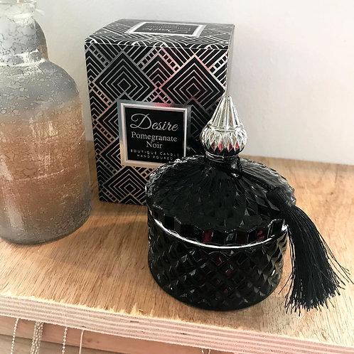 Pomegranate Noir Double Wick Desire Candle