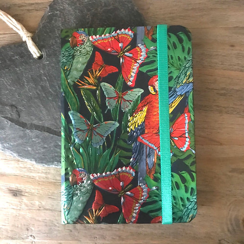 Embossed Butterfly Notebook