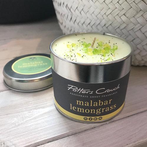 Malabar Lemongrass Candle