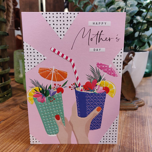 Happy Mother's Day Cocktails