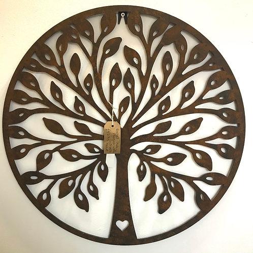 Heart Tree of Life Plaque