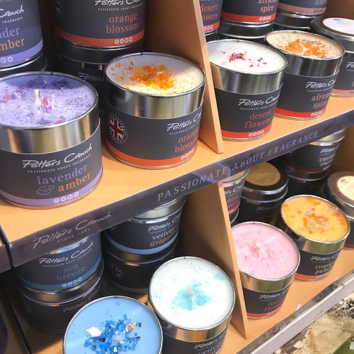 More Potters Crouch Candles