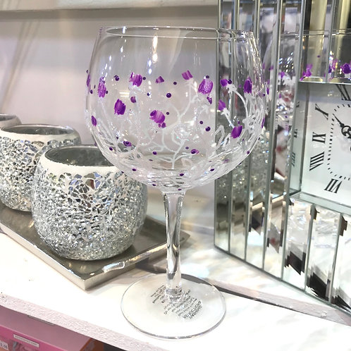 Thistle Gin Glass