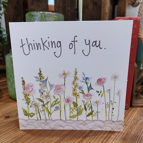 Occasions Greeting Card Alex Clark Thinking Of You