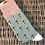 Miss Sparrow Ladies Bamboo Socks Gift Blue Honey Bees