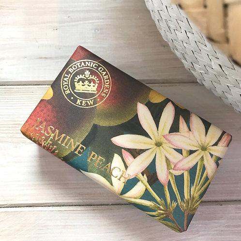 Jasmine Peach Kew Gardens Soap