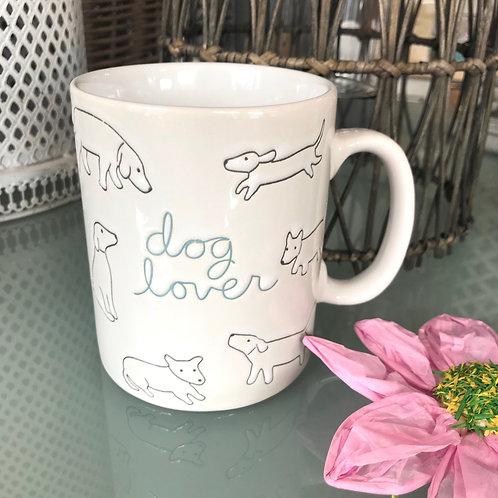 Dog Lover Mug Cute Tea Coffee Gift Shop Hinckley