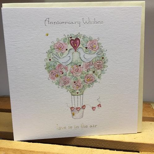 Anniversary Wishes Card