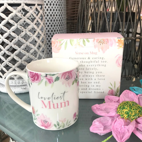 Loveliest Mum Mug