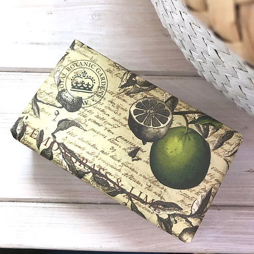 Lemongrass and Lime Kew Gardens Soap