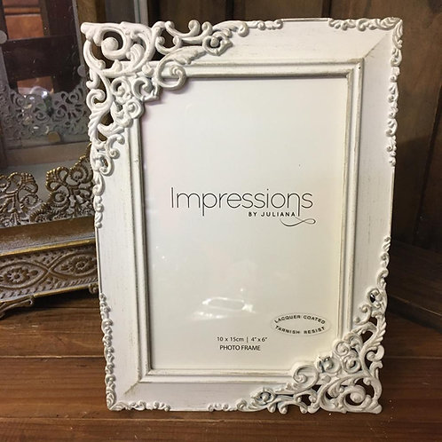 Filigree 6 x 4 Photo Frame