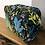 Thumbnail: Midnight Garden Jacquard Cosmetic Bag