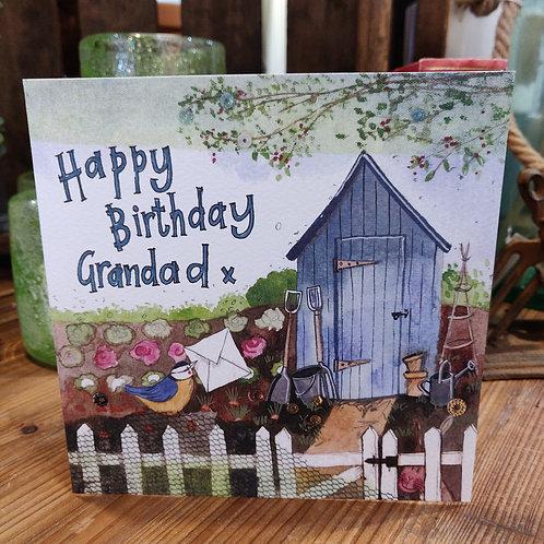 Relations Birthday Greeting Card Alex Clark Grandad