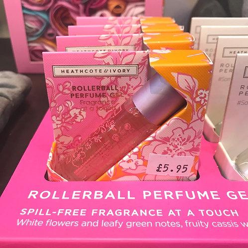 Pinks & Pear Blossom Perfume Gel