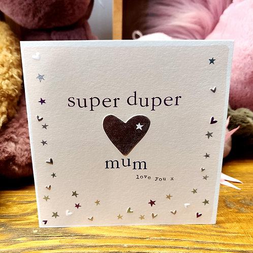 Super Duper Mum