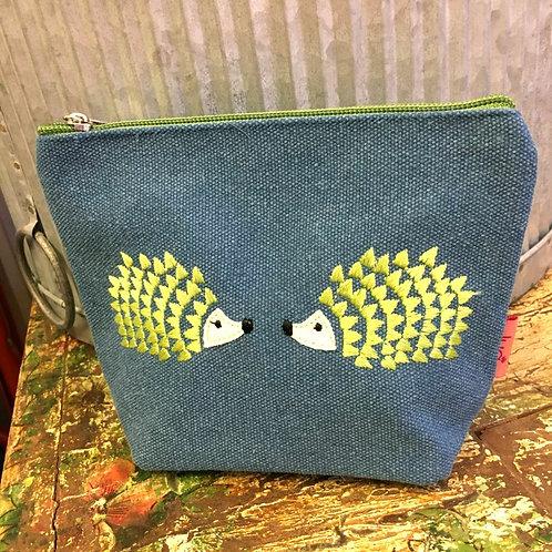 Hedgehog Cosmetic Bag