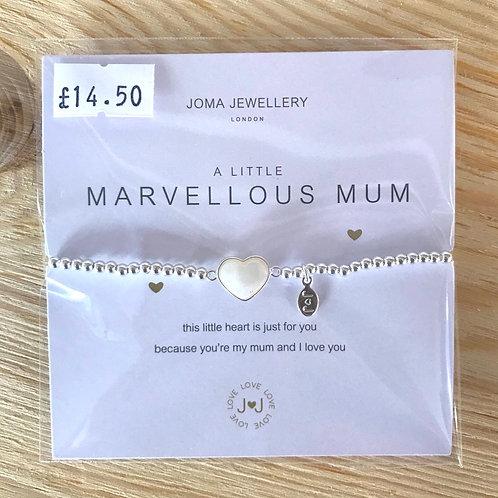 Marvellous Mum Joma Jewellery Bracelet
