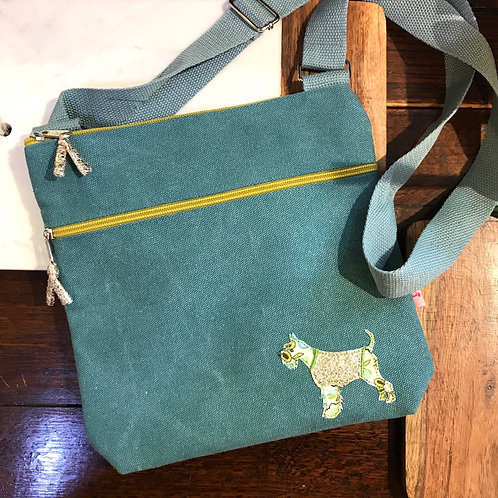 Crossover Dog Handbag