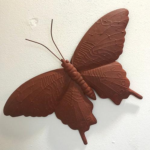 Small Butterfly Garden Plaque