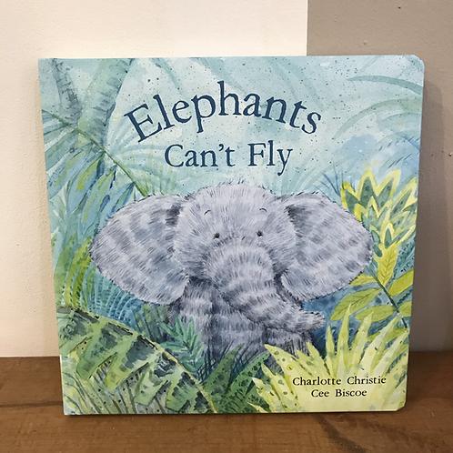 Elephants Can't Fly Jellycat Book