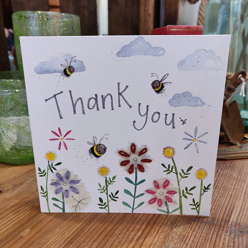 Occasions Greeting Card Alex Clark Thank You