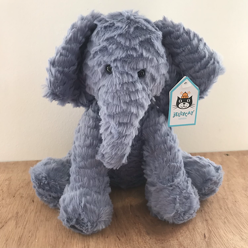 Fuddlewuddle Elephant Jellycat Children Baby Cute Gift Shop Hinckley