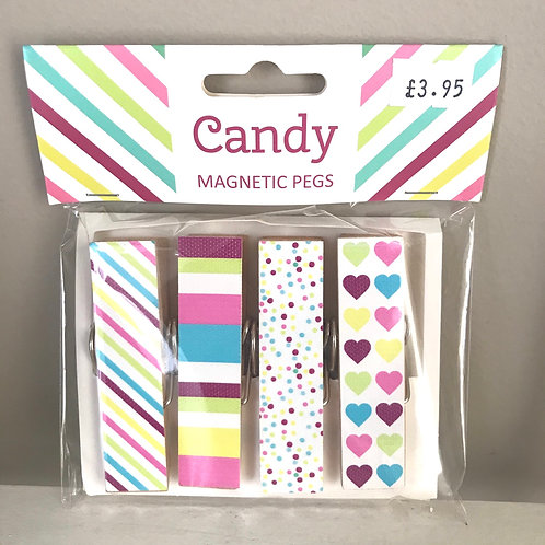 Candy Magnetic Pegs