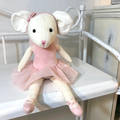 Pirouette Mouse Jellycat