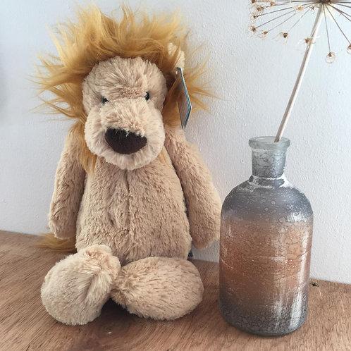 Jellycat Bashful Lion Children Baby Cute Gift Shop Hinckley