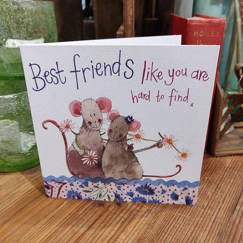 Happy Birthday Greeting Card Alex Clark Mice