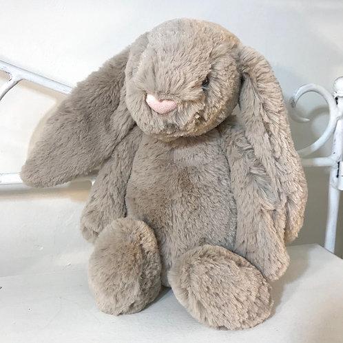 Beige Bashful Bunny Jellycat