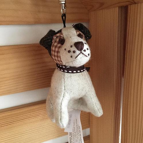 Dora Jackson Jack Russel Key Ring Dog Cute Gift