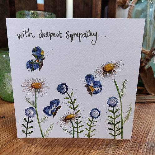 Occasions Greeting Card Alex Clark Sympathy