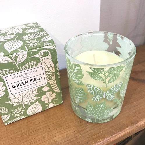 Green Field Scented Candle