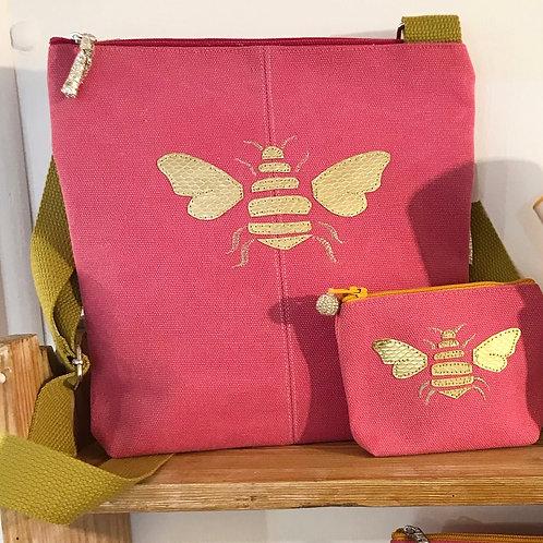 Crossover Bee Handbag
