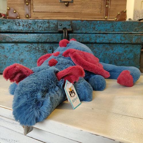 Jellycat Dexter Dragon Soft Toy Children Gift