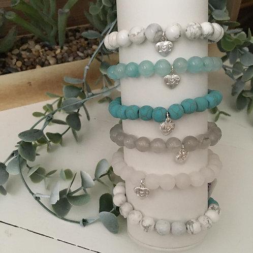 Aqua Bracelets