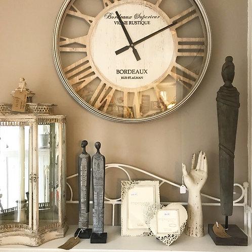 Bordeaux Rue St. Alman Clock