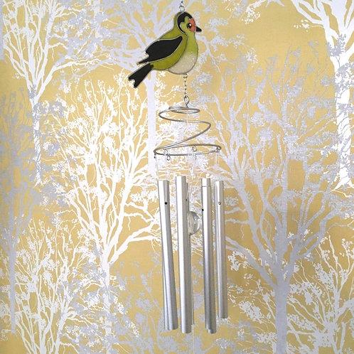 Hedgerow Bird Windchime