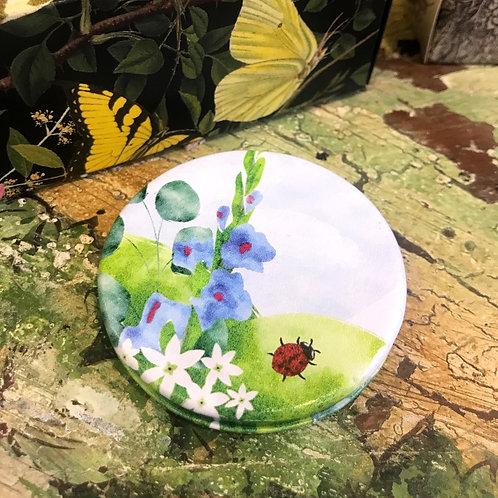 Ladybird Compact Mirror