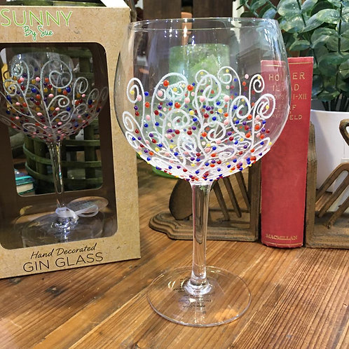 Candy Gin Glass