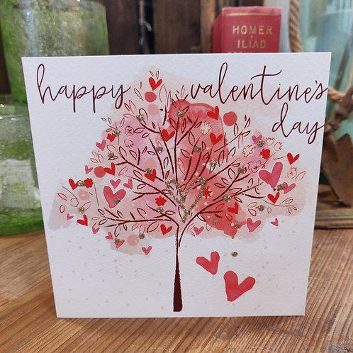 Happy Valentine's Day Tree